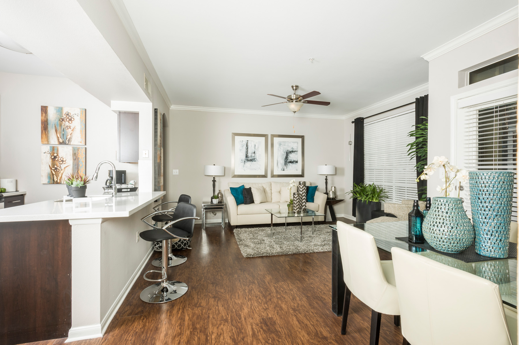 Luxury Apartment Renovations in Full Swing at Estates at Fountain