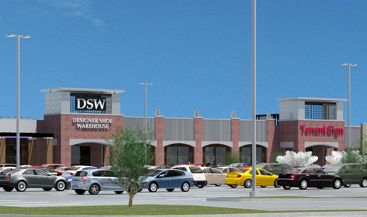 Dsw Designer Shoe Warehouse Signs Lease At Hsa Commercial S Calhoun Crossing Shopping Center In
