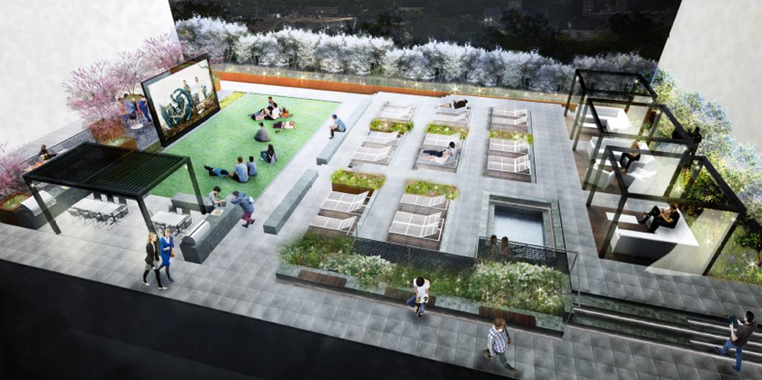 Massive Mixed-Use Complex Breaks Ground Near University of ...