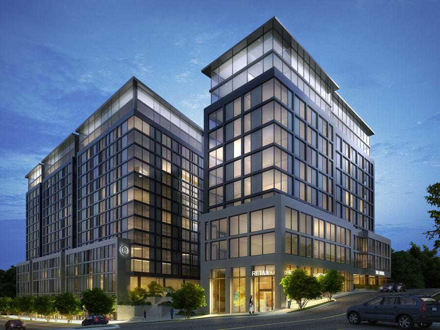 Boise Apartment Building